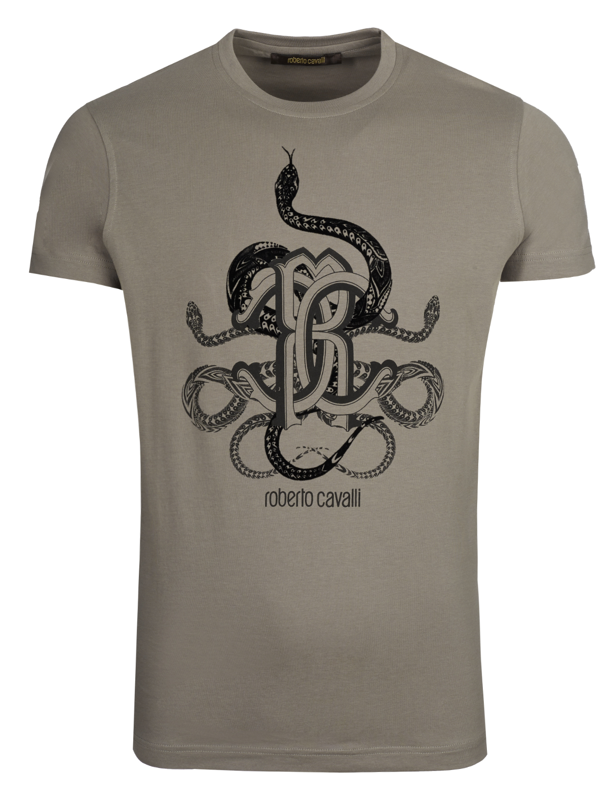 online store 8b779 64026 Roberto Cavalli T-shirt grey