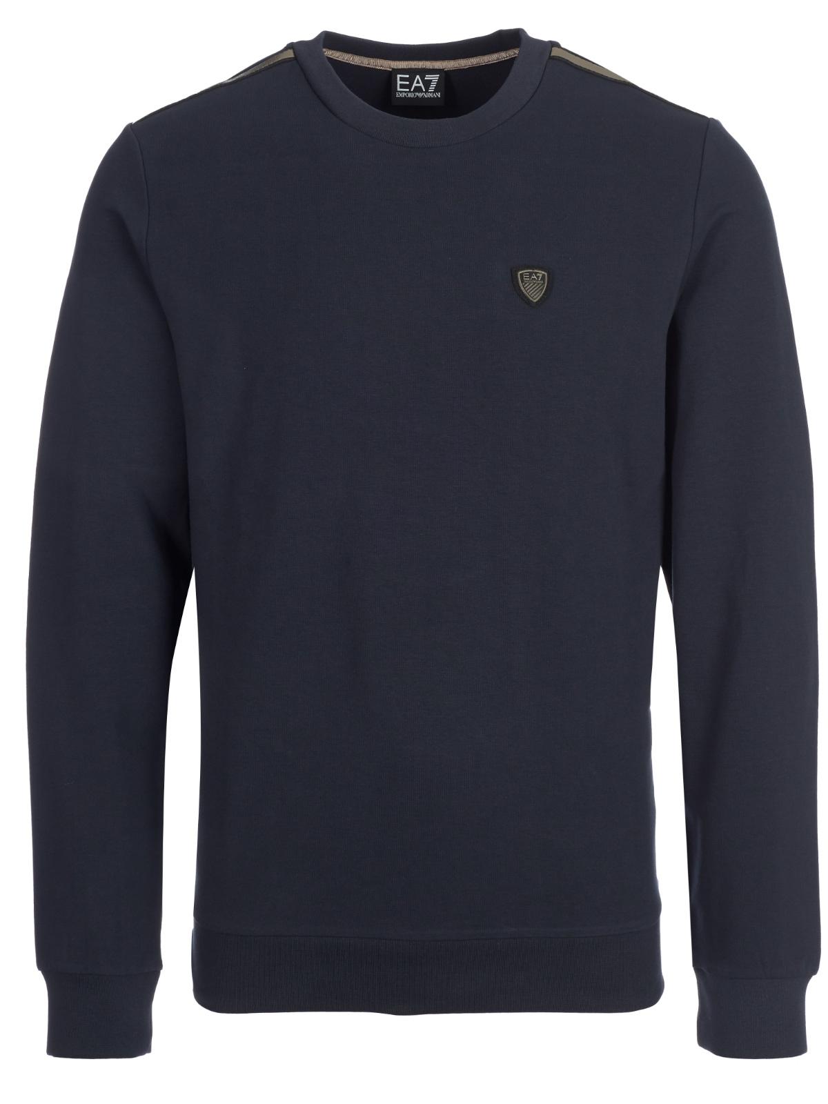 Armani Emporio Shop Dark Ea7 Sweatshirt Qrtsdchx Online Bluefashionesta kZuXiP