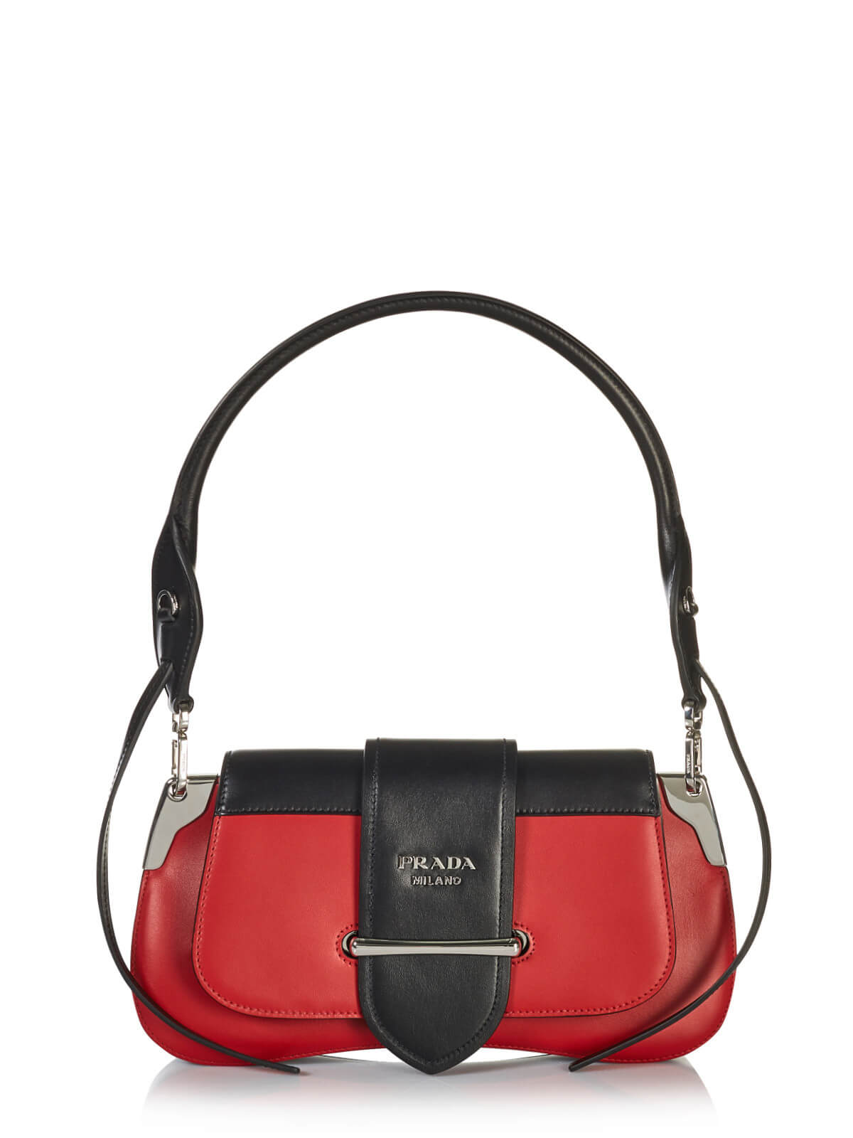 3658e7454f3e Prada Sidonie leather shoulder bag | Fashionesta online shop