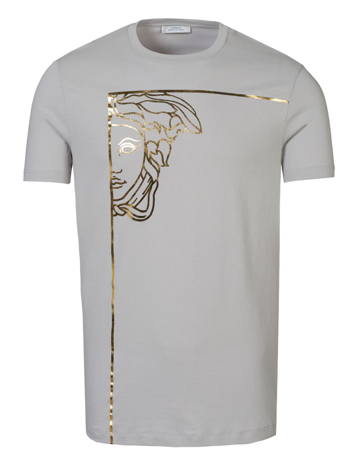 3fd7e69a Versace Collection T-shirt grey | Fashionesta online shop
