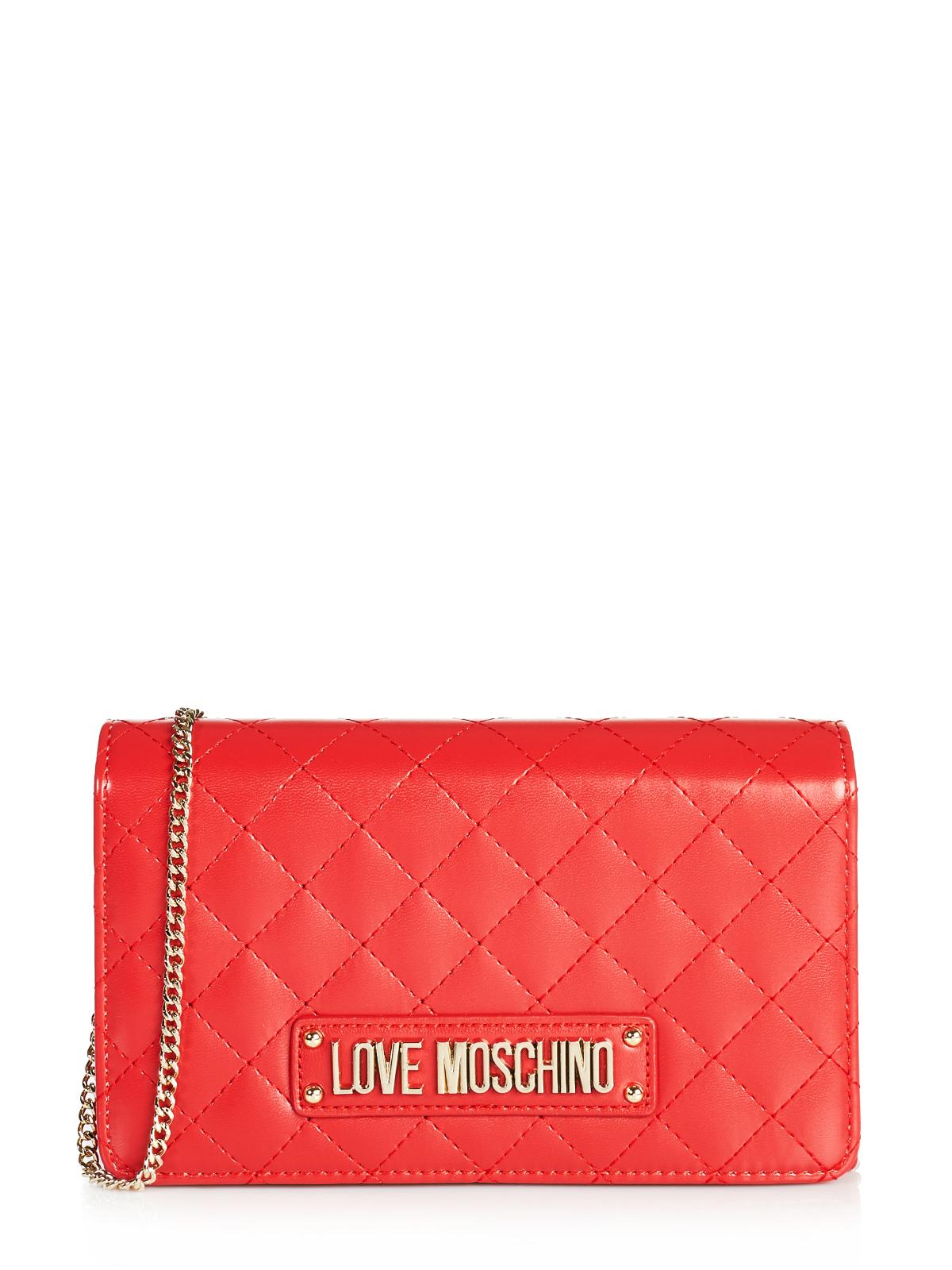 f508fc66b8 Love Moschino bag red | Fashionesta online shop