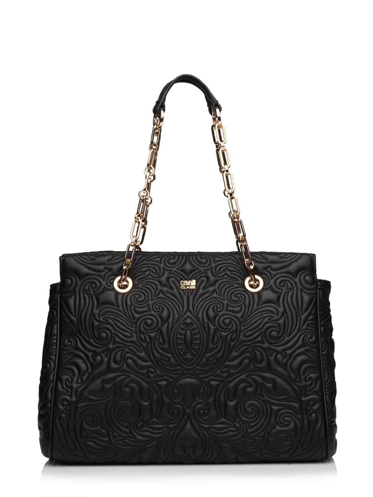Cavalli Class Medium Handbag Blossom CRC.005  e26da30bc4c