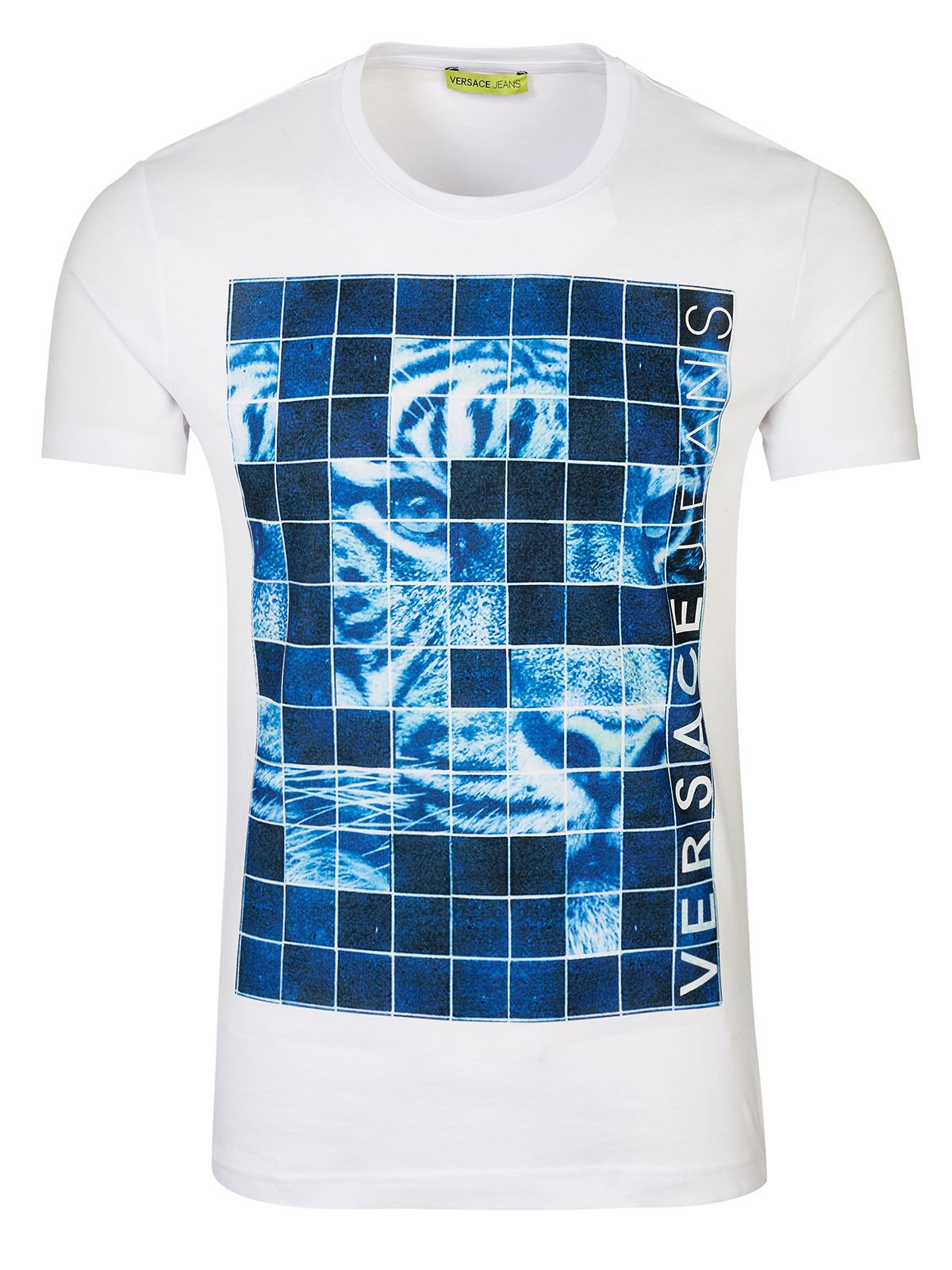 cfd37119a Versace Jeans Couture T-shirt white   Fashionesta online shop