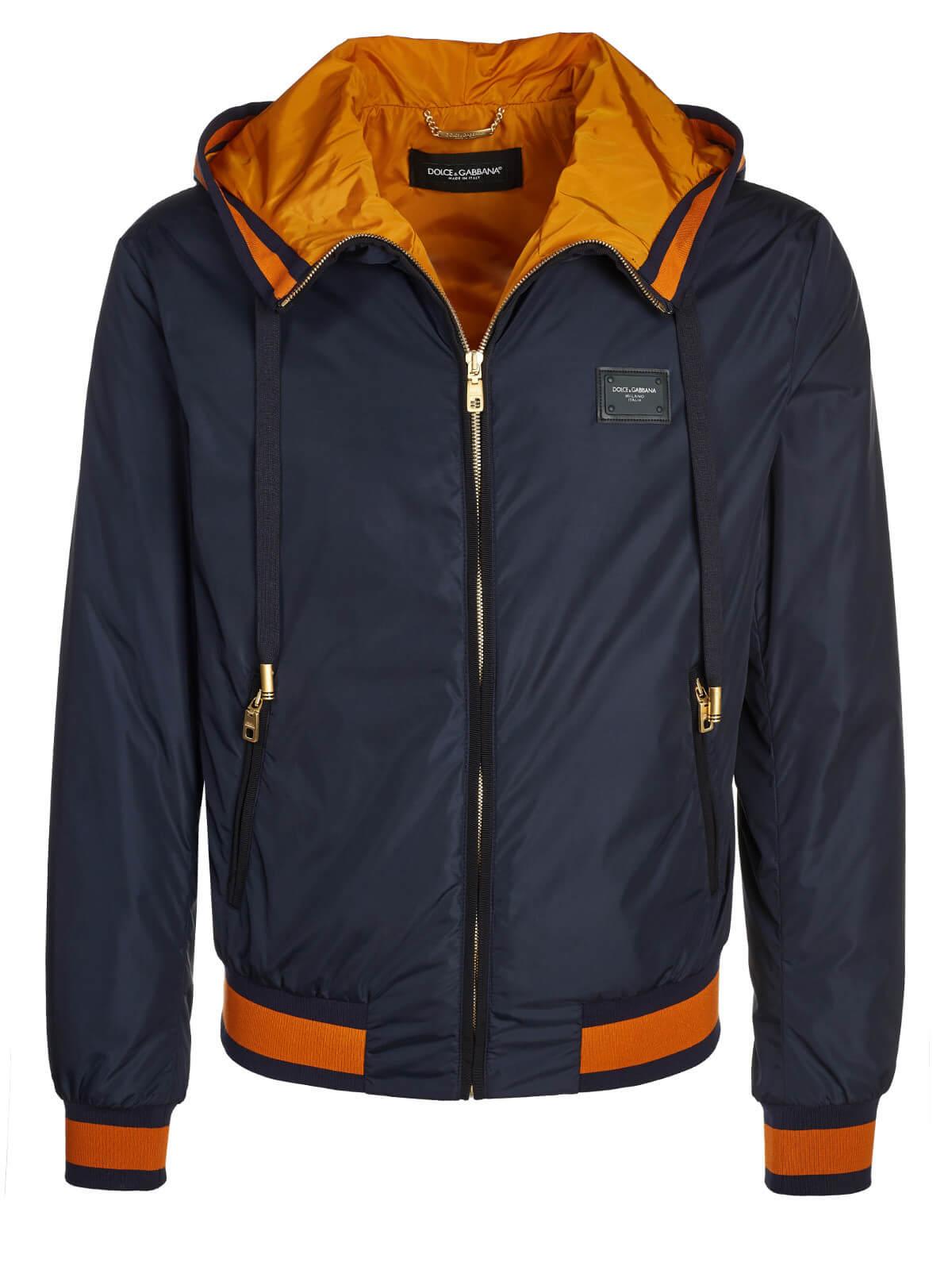 95b93206f3b Dolce & Gabbana Jacket dark blue | Fashionesta online shop