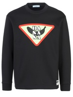 318aa9b968c6 Prada Sweatshirt Girocollo 1SF5 FOR36